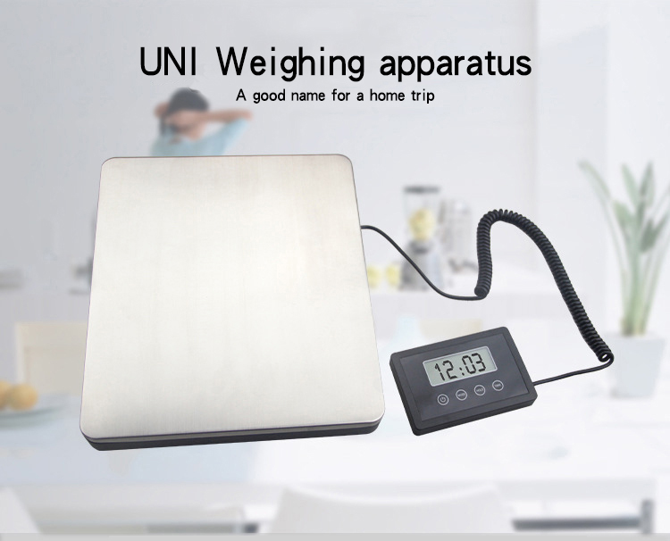 2020 Popular Digital Scales Body Weight Household Scales 180kg Stainless Steel
