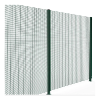 High quality Anti Climbing Wire Mesh Panel Welded Fence Malaysia