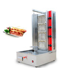 Toaster Machine Making Price Philippine Kenya Gas Grill Sale Shawarma Equipment