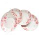 Eco Friendly Biodegradable Printed Round Custom Paper Plates