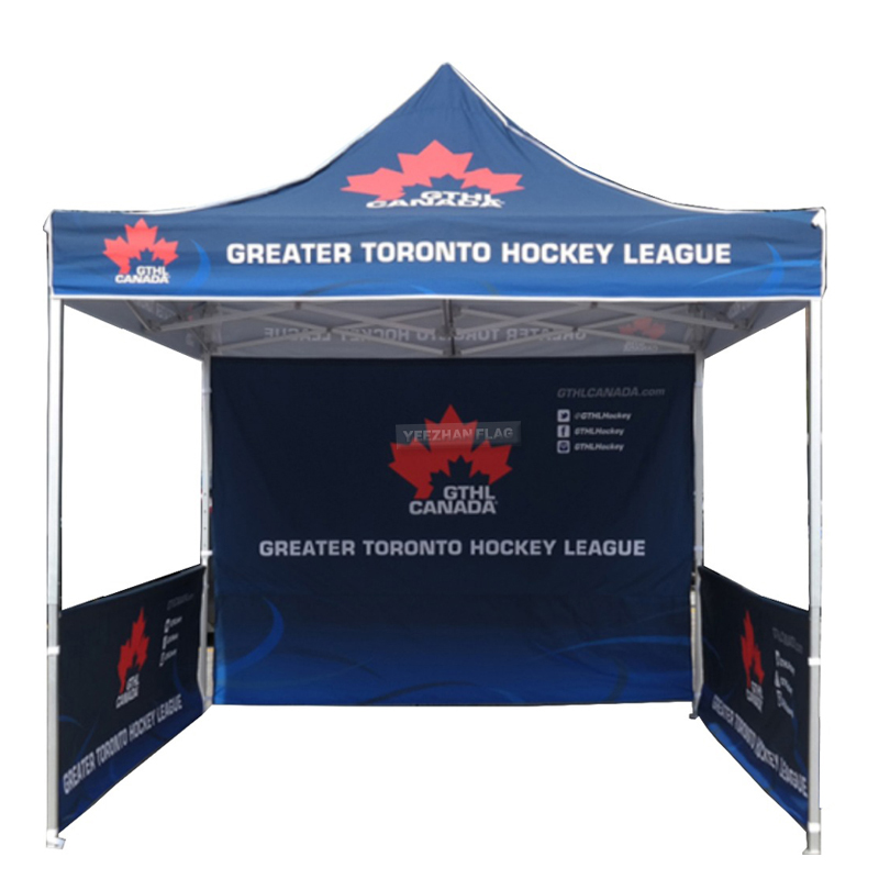 Custom Printed 10x10 <strong>Trade</strong> Show Outdoor Exhibition Portable Canopy Tent