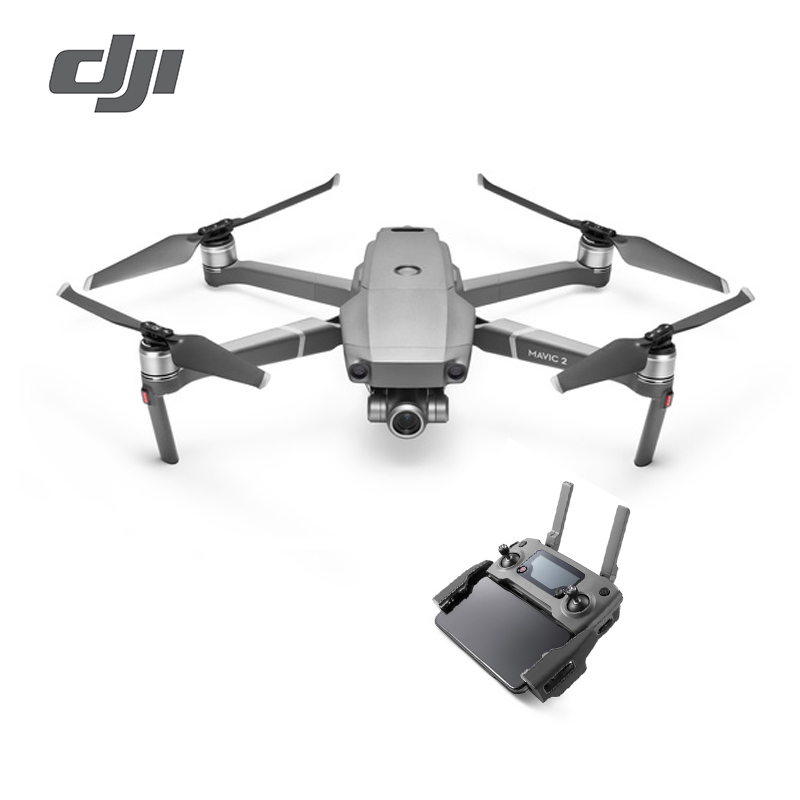 In stock DJI Mavic 2 pro /Mavic 2 zoom drone offer iconic Hasselblad image quality on Pro and high-performance zoom lens on Zoom