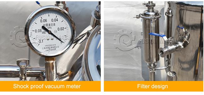 Stainless Steel Madu Membuat Mesin/Madu Mesin Penyaringan/Madu Peralatan Pengolahan