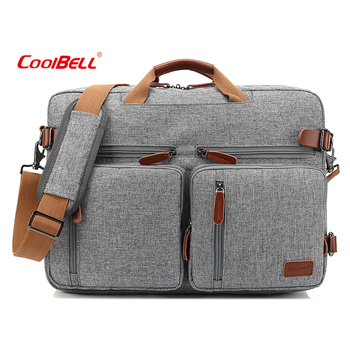 3 in 1 Multifunction Laptop Bag 15.6 Inch Business Waterproof Bag Laptop 15.6