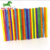 Popular Selling Loose Coloured Wood Match Sticks Safty Matches