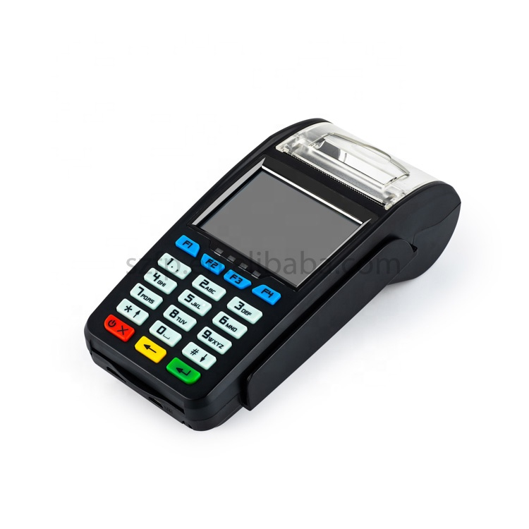 Handheld Mobile Pos Terminal with NFC <strong>Payment</strong> and Thermal Printer