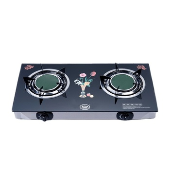 Appliances kitchen infared automatic ignition two burner africa kenya camping gas stove cooktop
