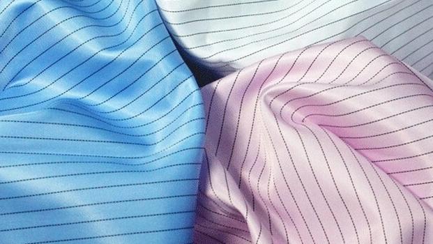 Di alta Qualità ESD lavabile in tessuto di copertura del pattino per camere bianche