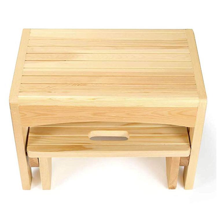 Best selling wholesale foldable foot stool household footstool