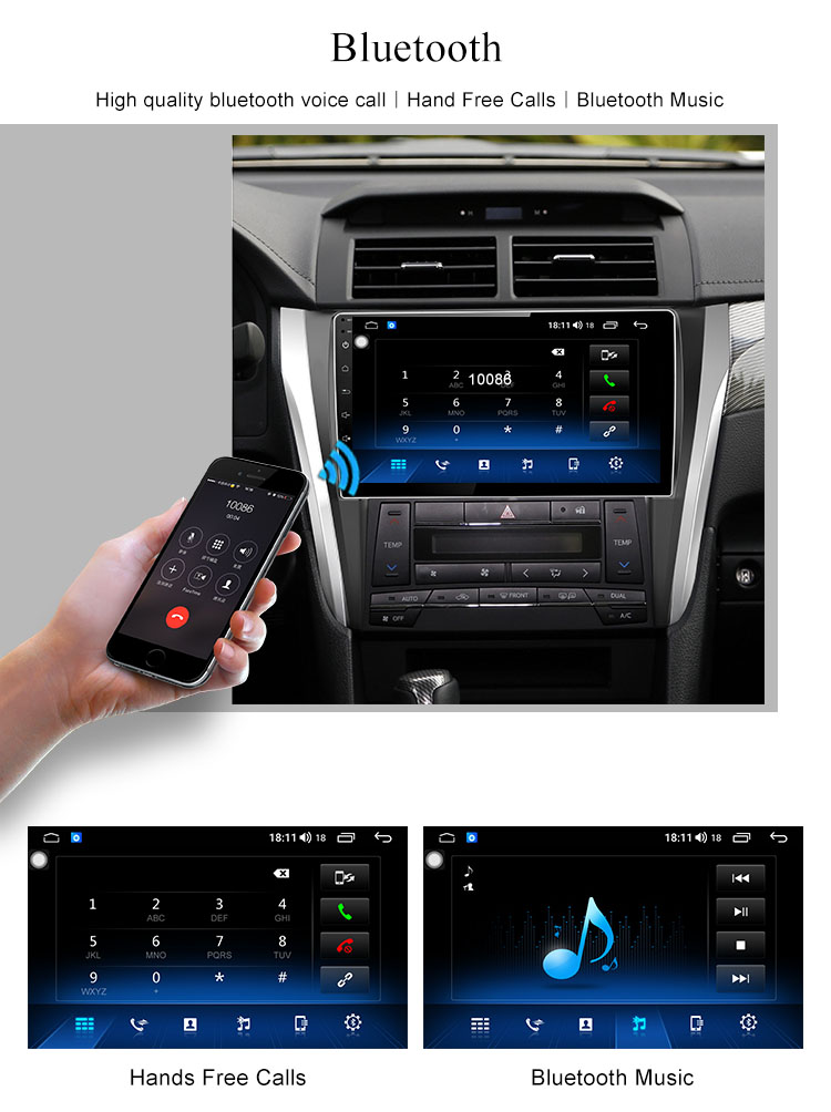 Android 9.0 Car Radio GPS Navigation DVD Player Stereo In-Dash HeadUnit Multimedia System for Kia Rio 2016 2017 2018 2019 2020