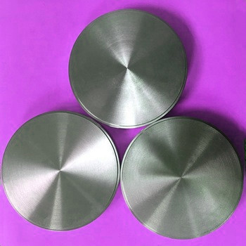 The Newest Materials ISO9001Square High quality separating medical dental alloy titanium round disc