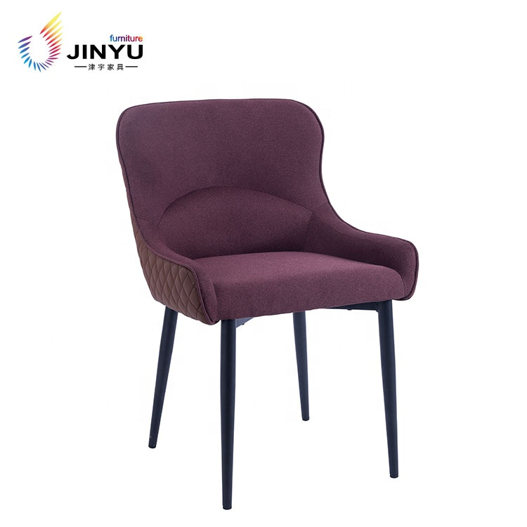 Hot selling modern hotel dining room dining chair nordic design