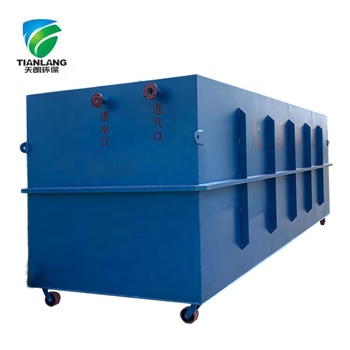 Portable Stp Laundry Wastewater Treatment Waste Water ...