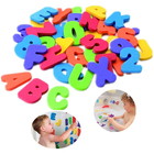 EVA foam Bath educational Toys Non-Toxic Alphabet letter set