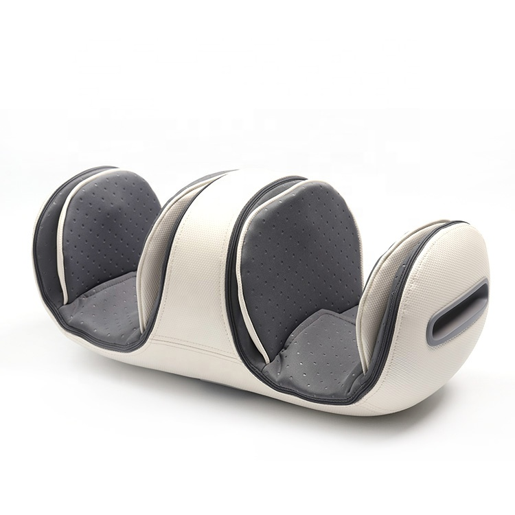 Electric Wireless Ergonomics Multiple Levels Heating Vibration Leg Foot Calf Knee <strong>Massage</strong> Machine With 2 Control System