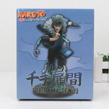 Наруто фигурка Tobirama Hashirama Senjiu Hashirama Madara Uchiha пожарная битва Версия Наруто фигурка модель игрушки 25 см(Китай)