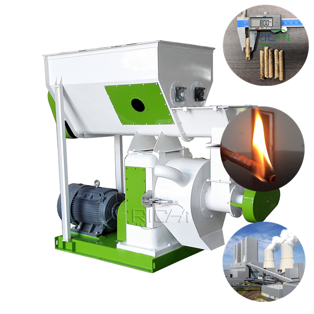 Wood Pellet Hammer Mill & Biomass Pellet Machine & Wood Pellet Machine with CE