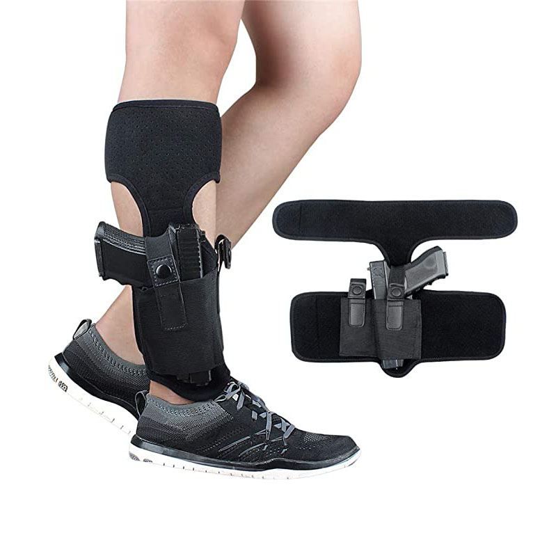 amazon hotsale breathable military ankle <strong>leg</strong> gun <strong>holster</strong>