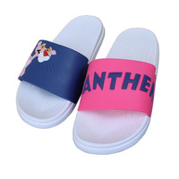 Ready To Ship Cartoon Indoor Children's Slippers New Design Sleepers Shoes For Women Girls