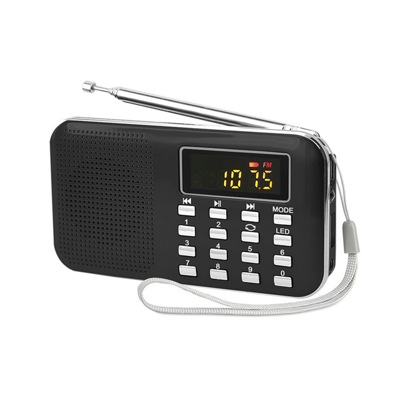 MP3 Mini Radio USB AM FM Digital Radio