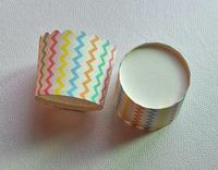 new design food grade decoration baking paper cup cake made in China