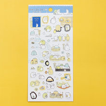 VanYi 24 дизайн мультфильм животные милые наклейки пакет эстетическое Скрапбукинг планировщик пуля журнал Канцтовары школы(Китай)