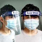 Logo Customization Mask Hot Selling Plastic Medic Face Shield Mask Disposable with Low Price