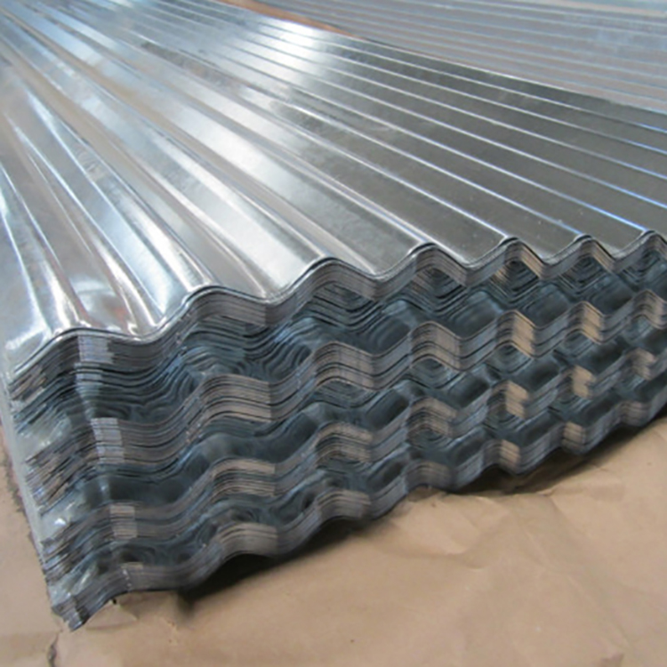 Cold Rolled Corrugated Zinc Aluminium Roofing Sheet
