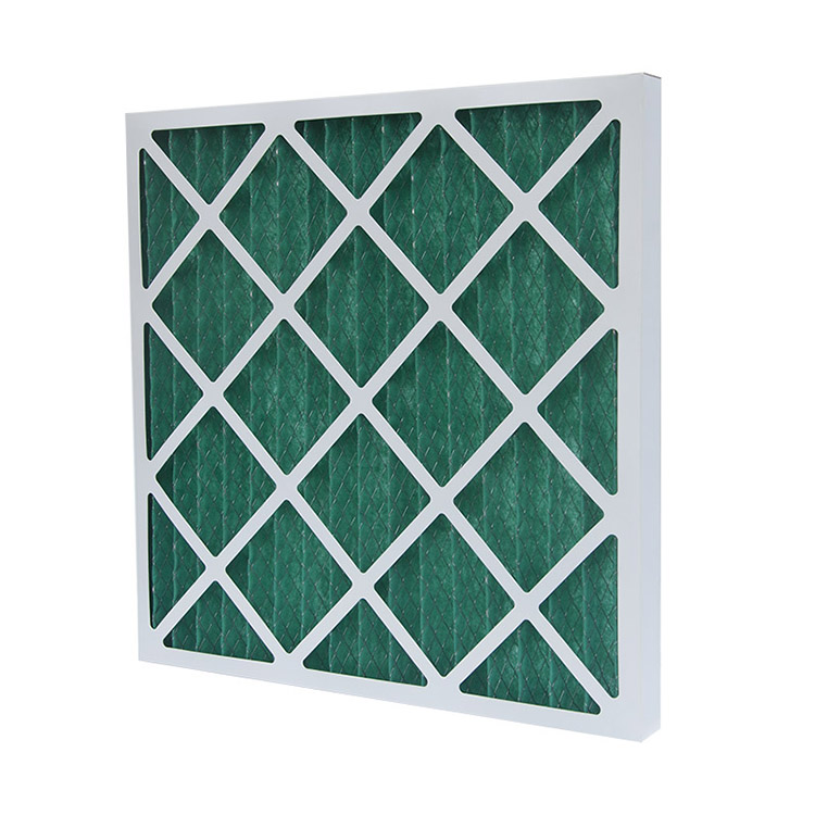 Air Conditioner MERV 8 Air Filter with Disposable Cardboard Frame