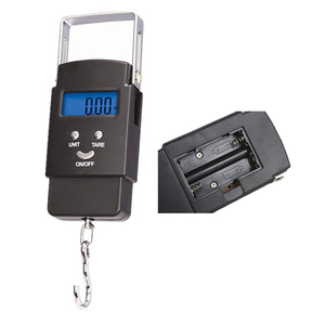 Hot Sale 40KG 10G Portable Travel Weight Hand Hanging Weighing Electronic Digital Luggage Scale