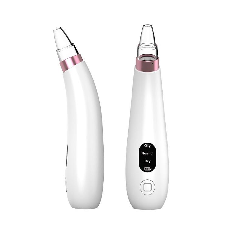 Mini CE ROHS FCC FDA Beauty Equipment Pore Vacuum Comedo Suction Blackhead Remover фото