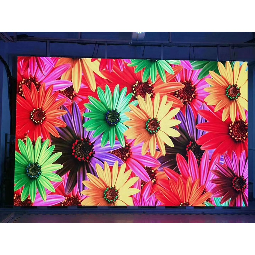 Ultra thin light weight indoor P3mm SMD2121 LED Panel/ 3mm led screen display rental led video wall for indoor usage