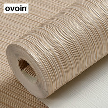 Простая текстурированная рулонная настенная бумага Dark GreyGrasscloth, современная простая настенная бумага для спальни, гостиной, домашнего деко...(Китай)
