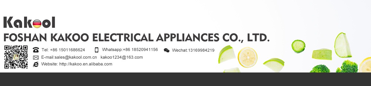 arriva corrispondenza di colore immagini dettagliate Foshan KAKOO Electrical Appliances Co., Limited - food ...