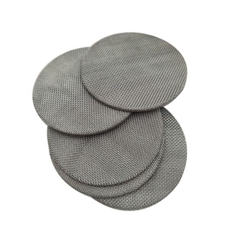 100 120 150 micron Monel 400 woven filter wire mesh / monel mesh