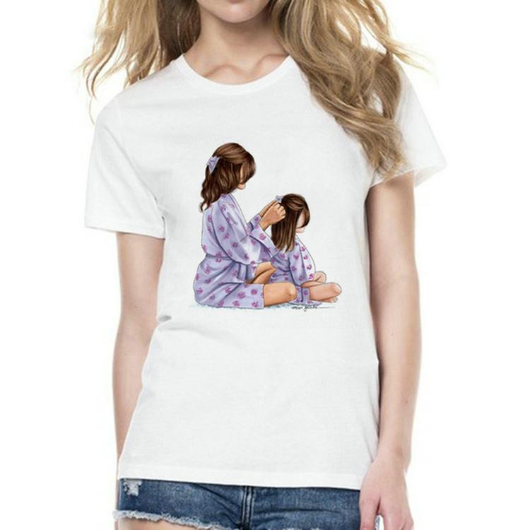 スーパーママドライフィットカスタム昇華プリント白 Tシャツ女性、 Tシャツロゴカスタムロゴプリント