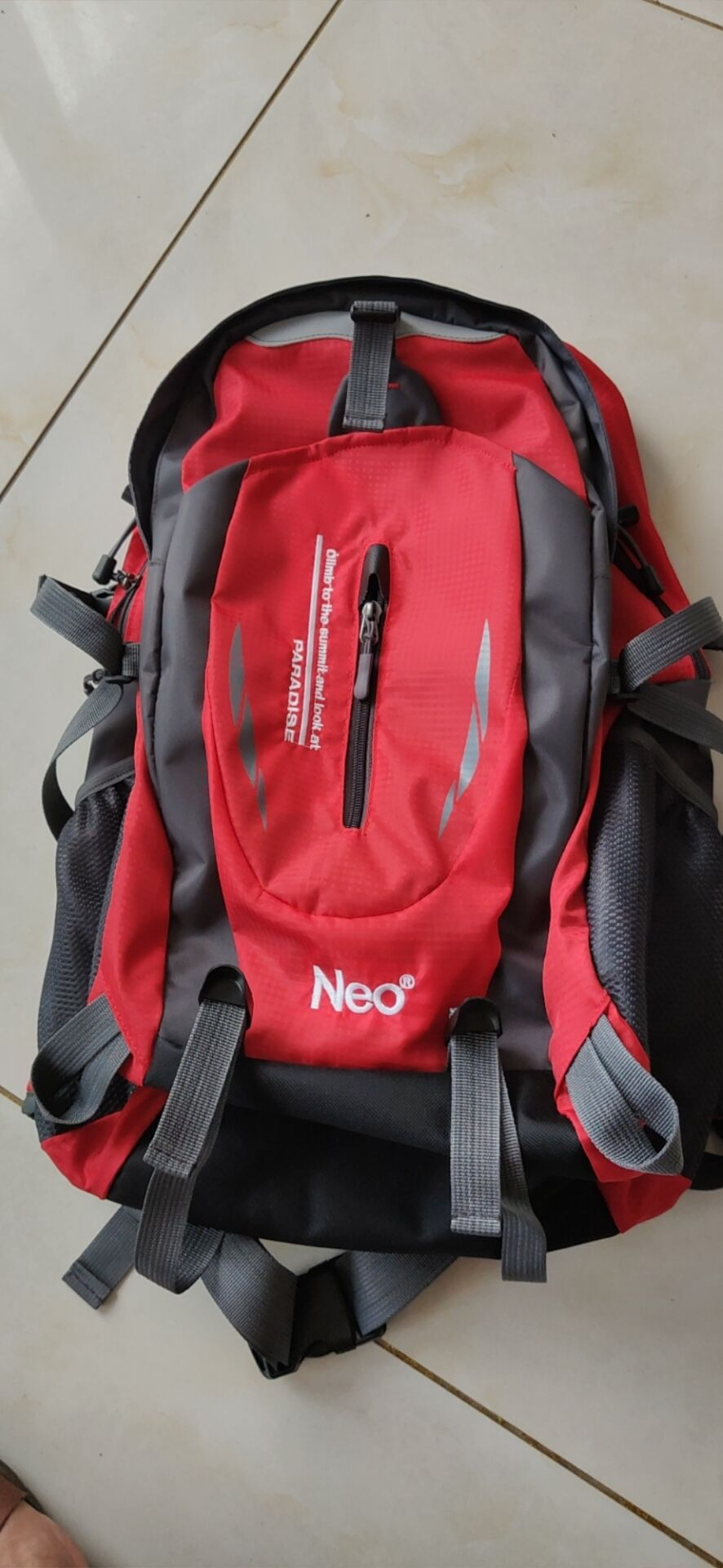 40L Waterproof Outdoor Sports Backpack Travel Hiking Camping Rucksack Bag Hot FY