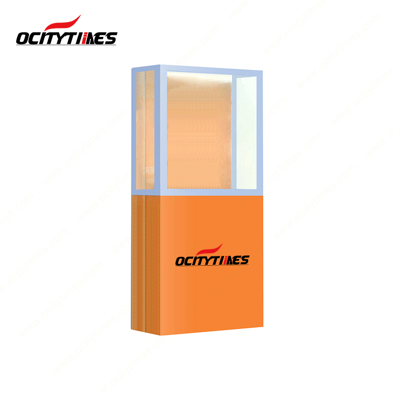 शेन्ज़ेन Ocitytimes रंगीन कस्टम बॉक्स डिजाइन उच्च अंत ईवा नरम पैकिंग बॉक्स के लिए कारतूस