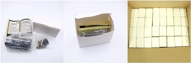 Armstrong sécurité clé principale mécanique porte en métal 4 combinaison numérique meubles tiroir serrure