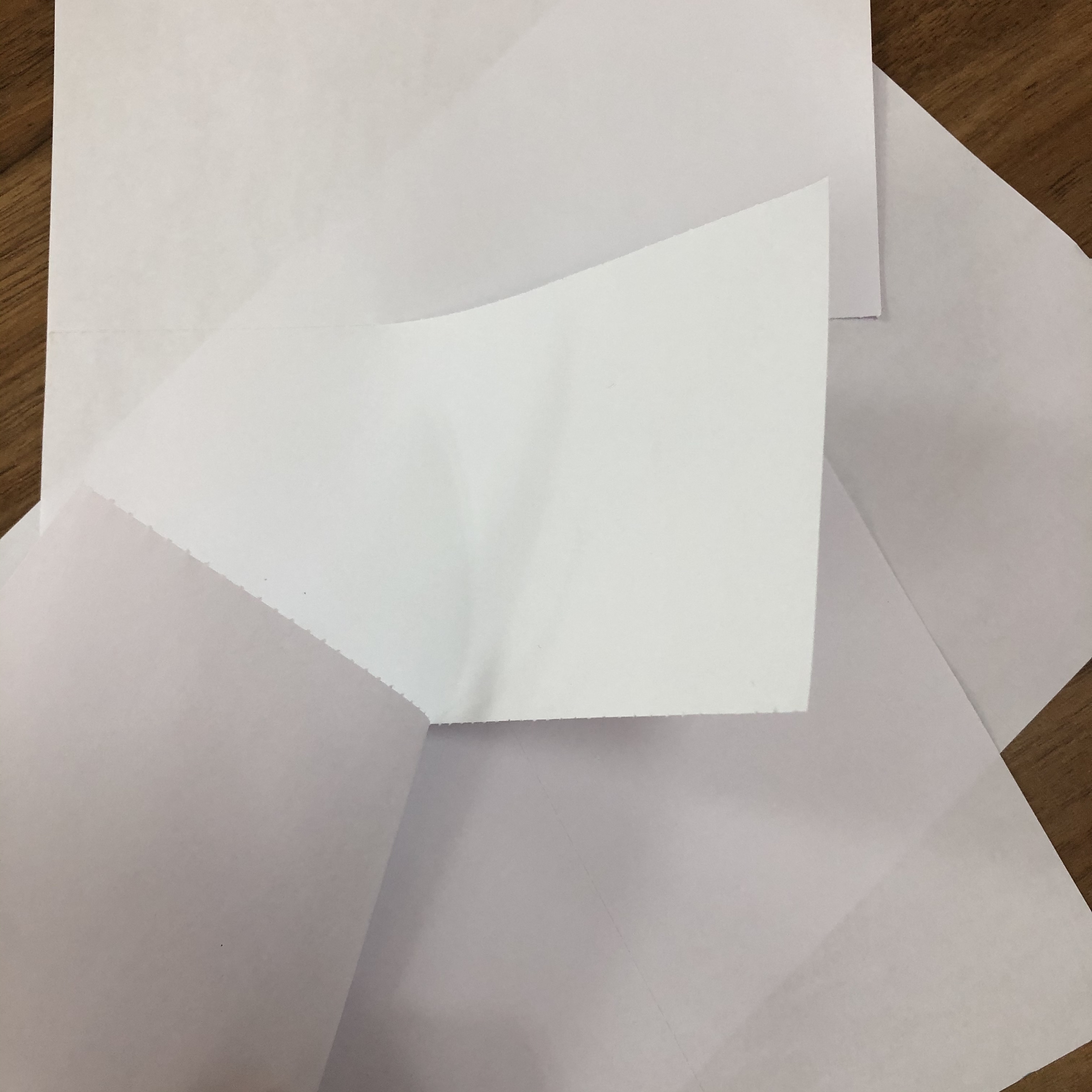 wholesale 70gsm 80gsm pure white A4 bisector paper A4 copy paper 1000 sheets for laser printing