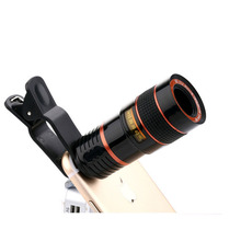 Clip 12x Zoom Lens, H0thh Mobiele Telefoon <span class=keywords><strong>Telescoop</strong></span>