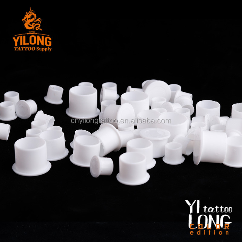 Tattoo Ink Cup-small/tattoo supply accessory  Wholesale Self Standing Tattoo Ink cup