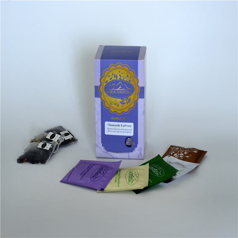 Hot New Products Chamomile Earl Grey With Relaxing And Soothing Chamomile Flowers