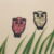 Fancy cute cartoon owl sequin iron on sticker embroider patches for hat
