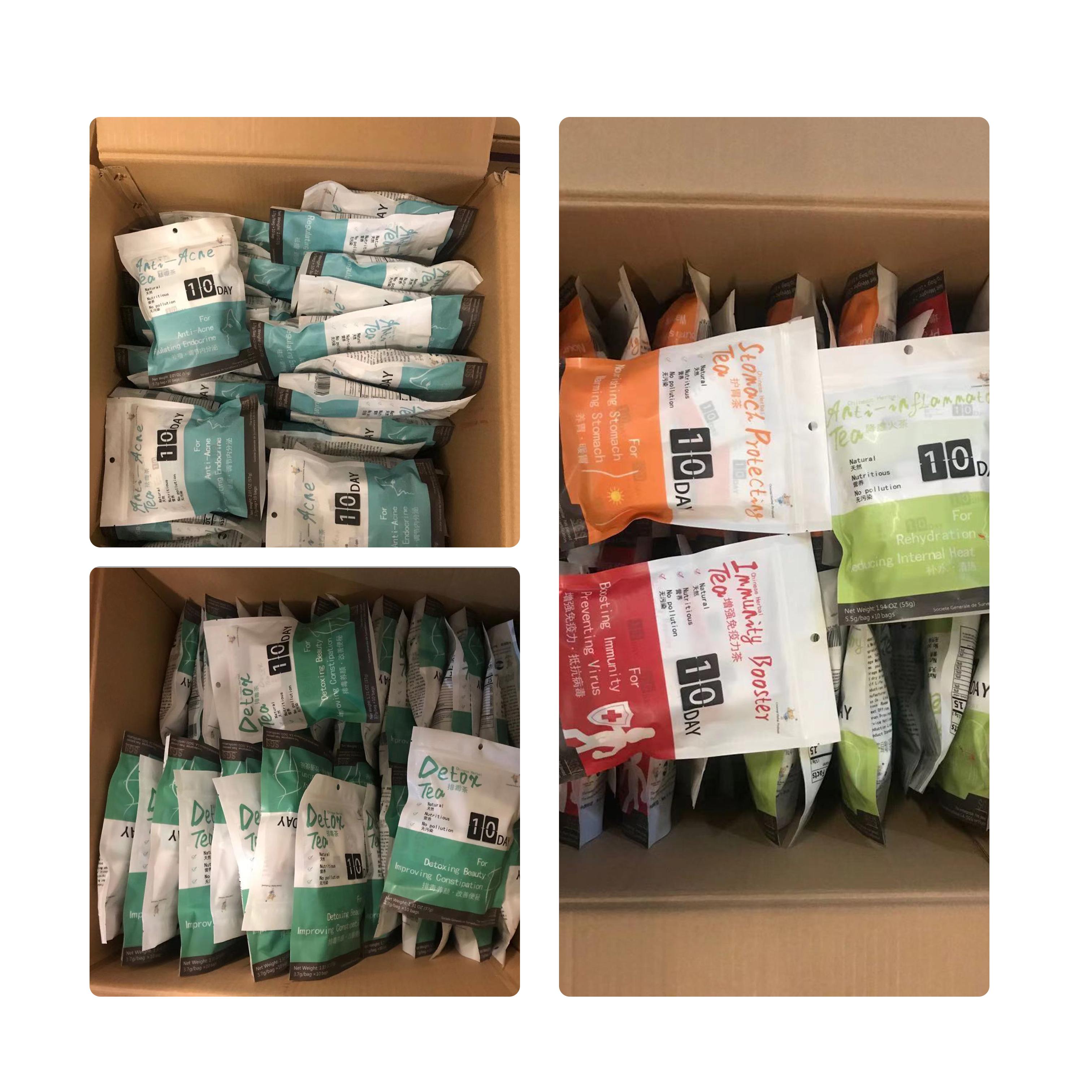 Hot Sell Anti-acne Tea Organic Flower Tea Chamomile Tea Herbal - 4uTea | 4uTea.com