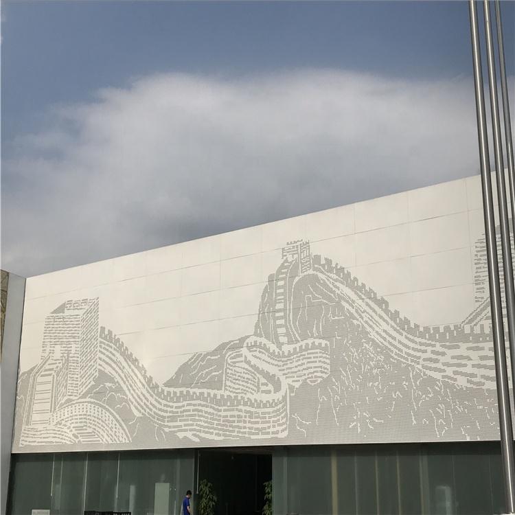 2020 Nieuwe Collectie Marmeren Muur Decoratieve Geschilderd Hout Gesneden Panel