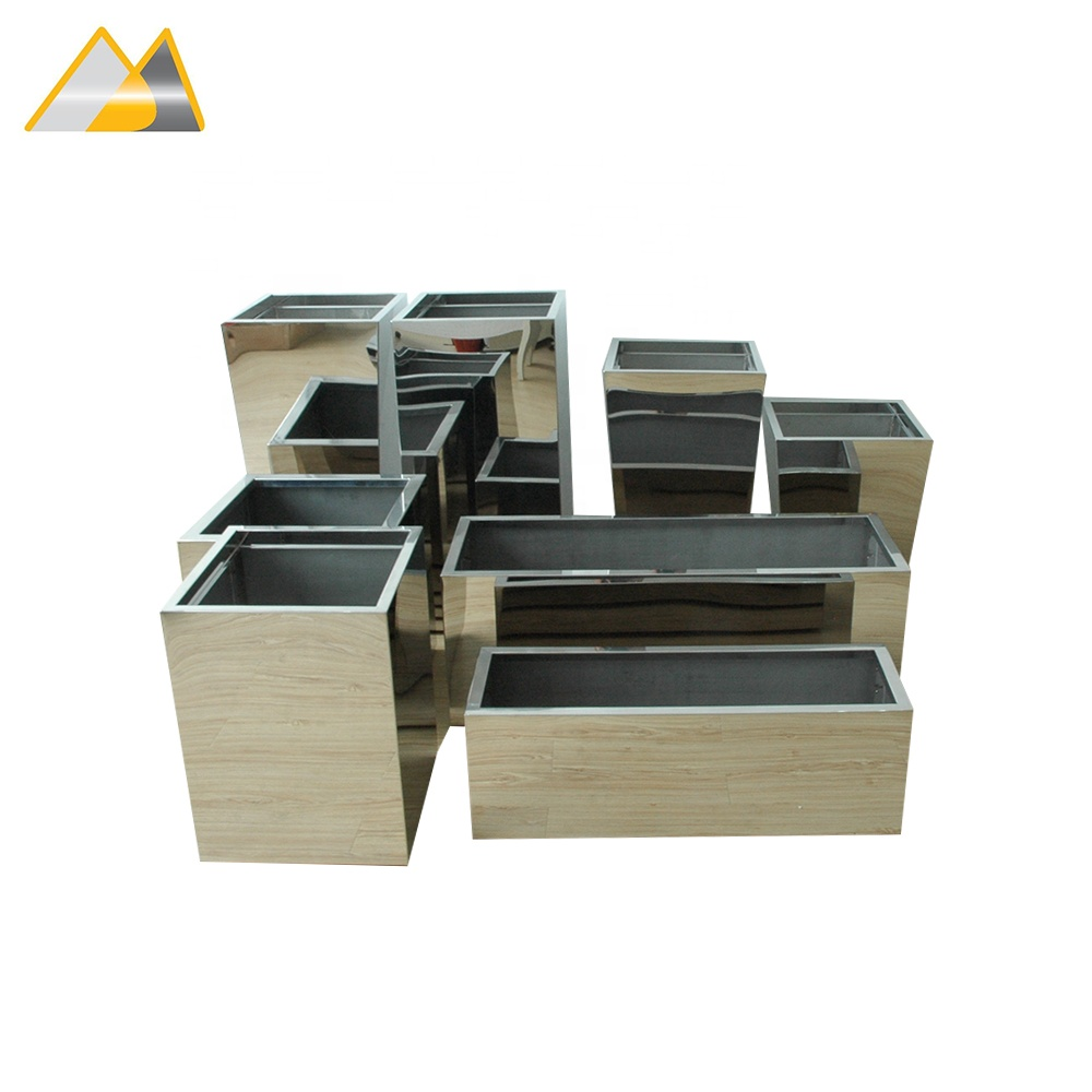 Decorative Stainless Steel 304 Polished