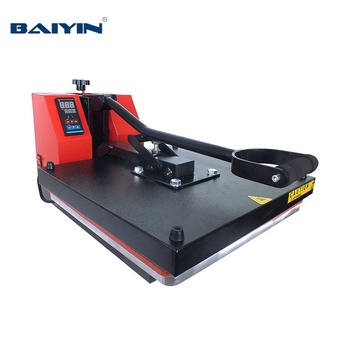 "15*15"" 16*20""16*24"" hot-sale heat printing equipment  factory supply Plain heat transfer machine"
