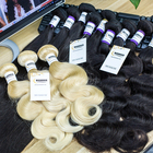 Chinese Virgin Hair Bundles Cuticle Aligned 10A Grade Unprocessed Wholesale Vendors Free Sample Mink Brazilian Human