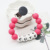 beads holder baby silicone  pacifier clip